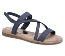 Aurone Sandalen in blau