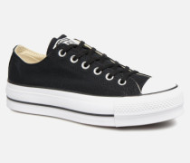 Chuck Taylor Lift Ox Sneaker in schwarz