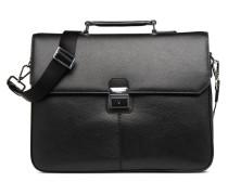 TRIGGER CARTABLE Laptoptasche in schwarz