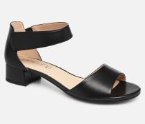 Ginevra Sandalen in schwarz