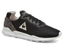 Lcs R Xvi W Winter Floral Sneaker in schwarz