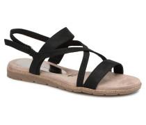 Aurone Sandalen in schwarz