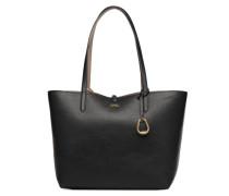 Merrimack Reversible Tote Handtasche in schwarz