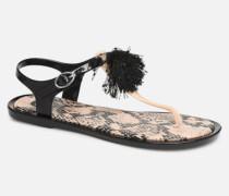 45106 Sandalen in schwarz