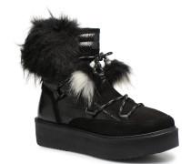 46196 Stiefeletten & Boots in schwarz
