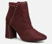 30939 Stiefeletten & Boots in weinrot