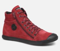 Bono C Sneaker in weinrot