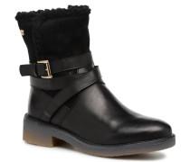 047523 Stiefeletten & Boots in schwarz