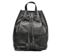 Isabel Backpack Handtasche in schwarz