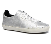 Michell Metal Sneaker in silber