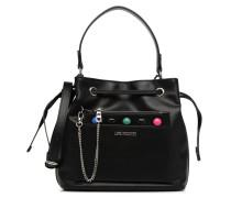 Sac noir à main JC4305PP05KO Handtasche in schwarz