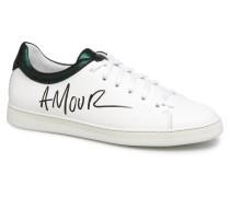 Sally Sneaker in weiß