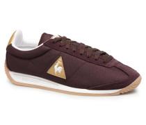 Quartz W Sneaker in braun