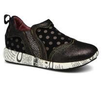 BURTON 02 Sneaker in schwarz