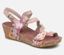 BELINDA 209 Sandalen in rosa