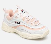 Ray Low Wmn Sneaker in beige
