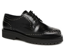 ABIBO Schnürschuhe in schwarz