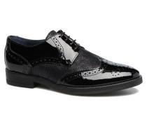 Nirvane Schnürschuhe in schwarz