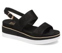 VELVET Sandalen in schwarz