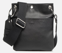 Lee Crossbody Handtasche in schwarz