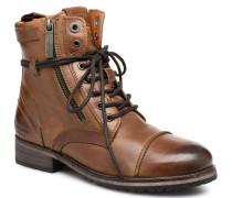 Melting W. Zipper Stiefeletten & Boots in braun