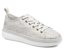 Crushion Lace Camo Sneaker in grau