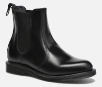 Flora Stiefeletten & Boots in schwarz
