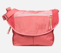Izumi messenger Handtasche in rosa