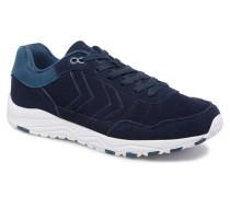 3S SUEDE Sneaker in blau