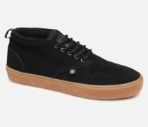 Preston 2 C Sneaker in schwarz