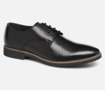 MALDAN Schnürschuhe in schwarz