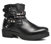 Cible Stiefeletten & Boots in schwarz
