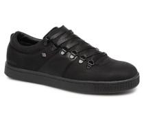 Trail Sneaker in schwarz