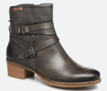 Zaragoza W9H8907 Stiefeletten & Boots in grau