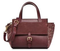 Crossbody Meya Laine Handtasche in weinrot
