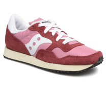 Dxn trainer Vintage Sneaker in weinrot