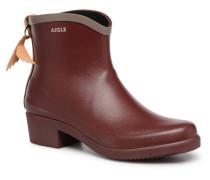 MS Juliette BOT Stiefeletten & Boots in weinrot