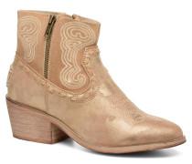 Onyx Stiefeletten & Boots in goldinbronze