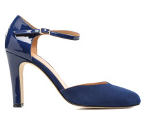 Loulou au Luco #2 Pumps in blau