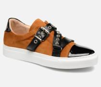 7506255 Sneaker in braun