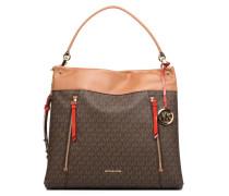 Lex LG CONV HOBO Handtasche in braun
