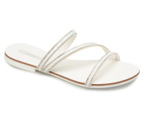 Nil slide Clogs & Pantoletten in weiß