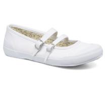 Olanno Ballerinas in weiß