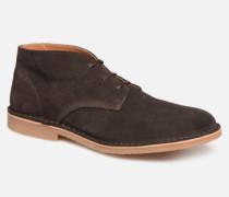 SLHROYCE DESERT LIGHT SUEDE BOOT W NOOS Stiefeletten & Boots in braun
