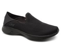Go Walk 4Convertible Sneaker in schwarz