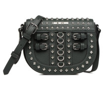 Belt Studs Crossbody Handtasche in grün