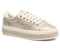 Malibu Sneaker in goldinbronze