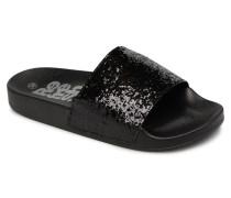 64338 Clogs & Pantoletten in schwarz