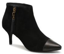 Agnete Mix Stiefeletten & Boots in schwarz