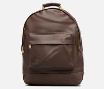 Gold Backpack Rucksäcke in braun